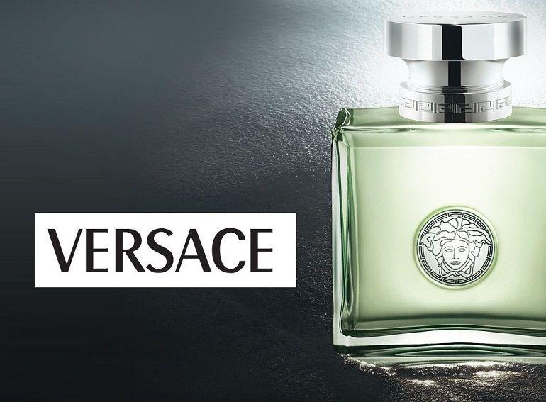 Nước hoa Versace thể hiện quyền lực, đẳng cấp